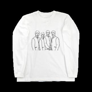 okazimaのボーイズ Long sleeve T-shirts