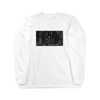 ボクのSerial Experiments Rain(Rain-2) Long sleeve T-shirts