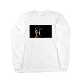Serial Experiment Rain(Rain-3) Long sleeve T-shirts