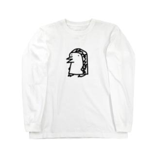 サブキャラのサブ Long sleeve T-shirts