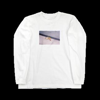 Sheのすってんころりん Long sleeve T-shirts