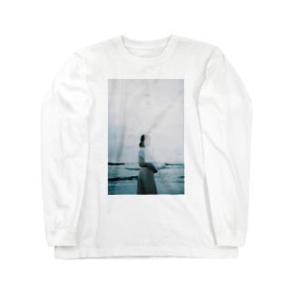 拝啓、水槽の中 Long sleeve T-shirts