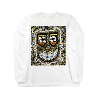 狂気のsmilemonster♥ Long sleeve T-shirts