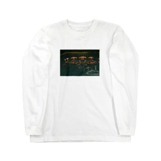 まいにちねむい Long sleeve T-shirts