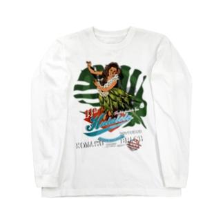 Hulalele 11th Long sleeve T-shirts