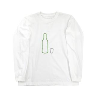 韓国ドラマでよく見るアレ Long sleeve T-shirts