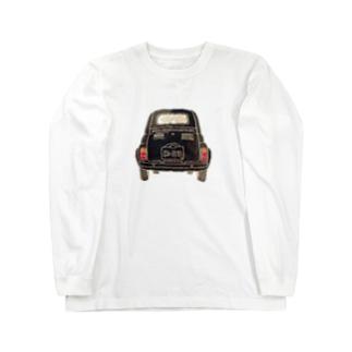 フィフィアット Long sleeve T-shirts
