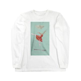 バレリーナ Long sleeve T-shirts