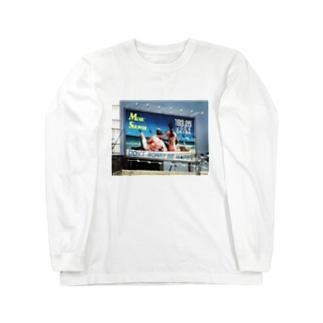 ロンバケ Long sleeve T-shirts