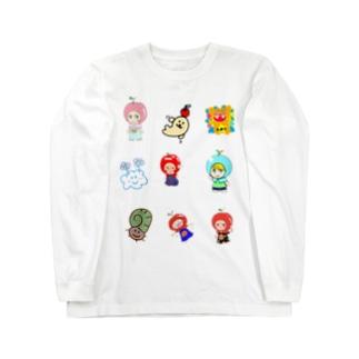 (^^) Long sleeve T-shirts