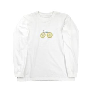 レモンバイク Long sleeve T-shirts