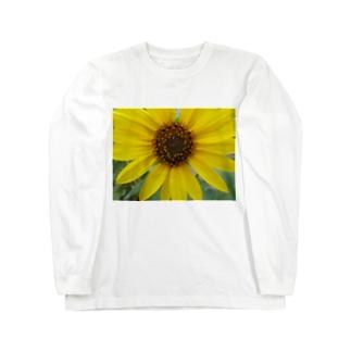 太陽とお友達!! Long sleeve T-shirts