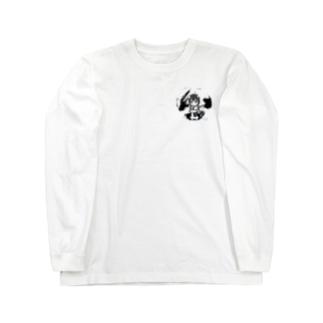 鬼姫Ⅱ Long sleeve T-shirts