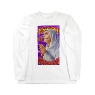💃playfulness マリア tee💃 Long sleeve T-shirts