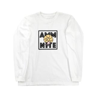 AMMONITE Long sleeve T-shirts