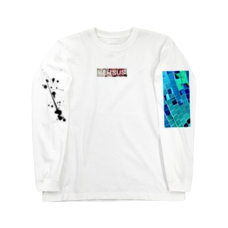 VERSUS Abstract Goods Long sleeve T-shirts
