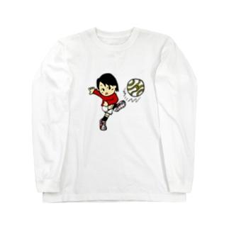 ロングフィード Long sleeve T-shirts