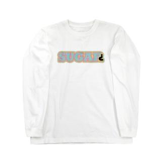 しゅが〜 Long sleeve T-shirts