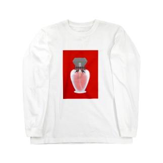 加州 清光       Long sleeve T-shirts