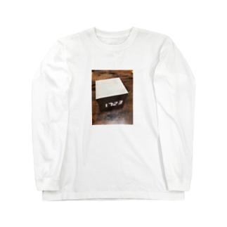 タイマー Long sleeve T-shirts
