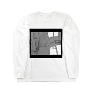 ライオンキング Long sleeve T-shirts