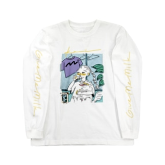 kameのGiveMeMilk Long sleeve T-shirts