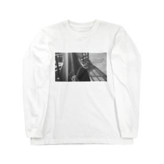 洒落たフリ Long sleeve T-shirts