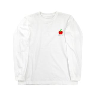 えぼしパプリカ Long sleeve T-shirts