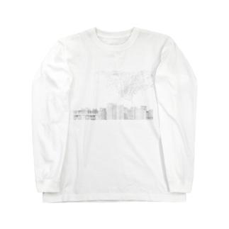 ダイコン Long sleeve T-shirts