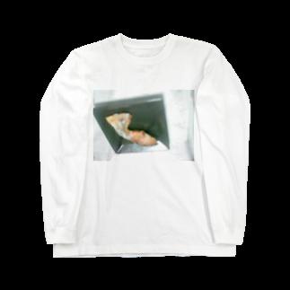 すわのしゃけ⁉️ Long sleeve T-shirts