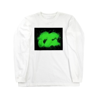 脳脳脳 Long sleeve T-shirts