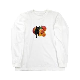 No.12 杏ちゃん♪ Long sleeve T-shirts
