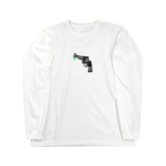 グービーガン Long sleeve T-shirts