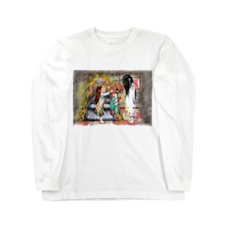 姉妹 Long sleeve T-shirts