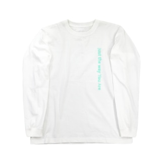 Just the Way You Are Long sleeve T-shirts