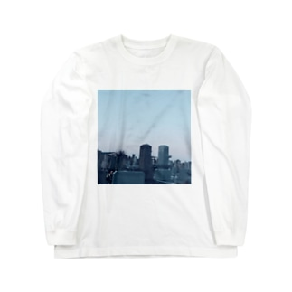 墓参り Long sleeve T-shirts