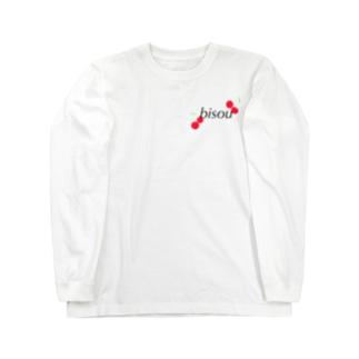 さくらんぼ Long sleeve T-shirts