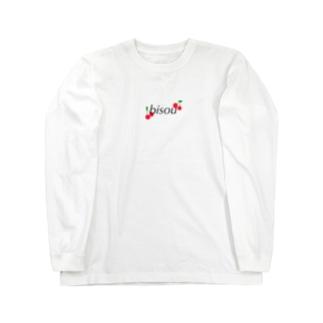 さくらんぼびず Long sleeve T-shirts