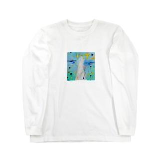 そらのこえ Long sleeve T-shirts