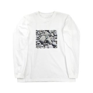 stones Long sleeve T-shirts