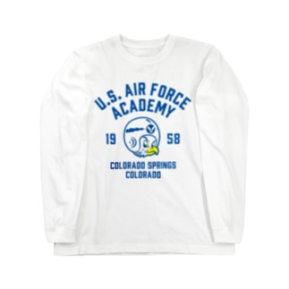 AIR FORCE ACADEMY 1958 Long sleeve T-shirts