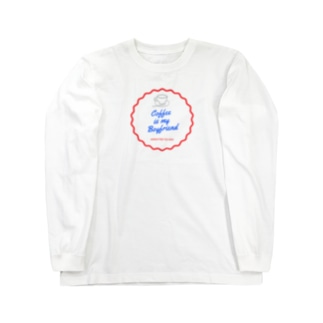 BOY FRIEND Long sleeve T-shirts
