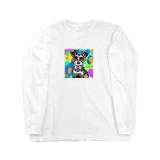 ユリス  Long sleeve T-shirts