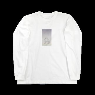 hentouの制服の女の子 Long sleeve T-shirts