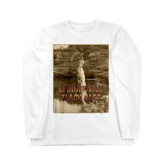 BLACK BASS Long sleeve T-shirts