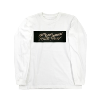 ホームタウン Long sleeve T-shirts