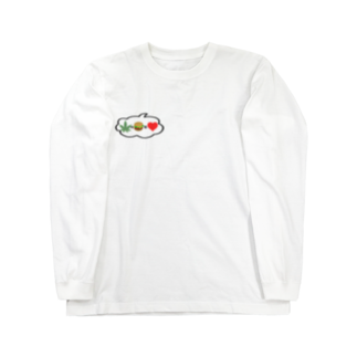 420GNJの420。delicious Long sleeve T-shirts