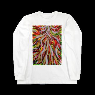 音楽工房田中(YouTuber,Music,Healing)の覚醒する大樹達。。。 Long sleeve T-shirts