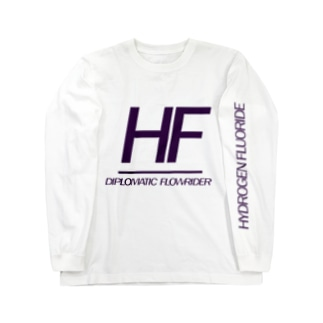 HF_DIPLOMATIC FLOWRIDER Long sleeve T-shirts