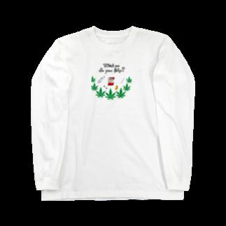 chamannuのB-boy🔞ラッパー好き(chill) Long sleeve T-shirts